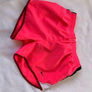 Nike dri-fit athletic shorts girls